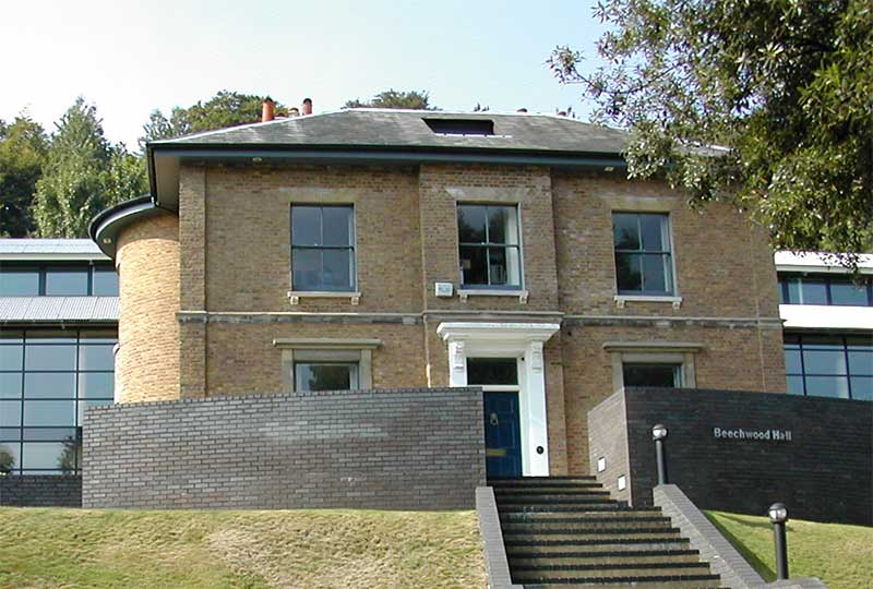 Beechwood Hall InHealth Head Office